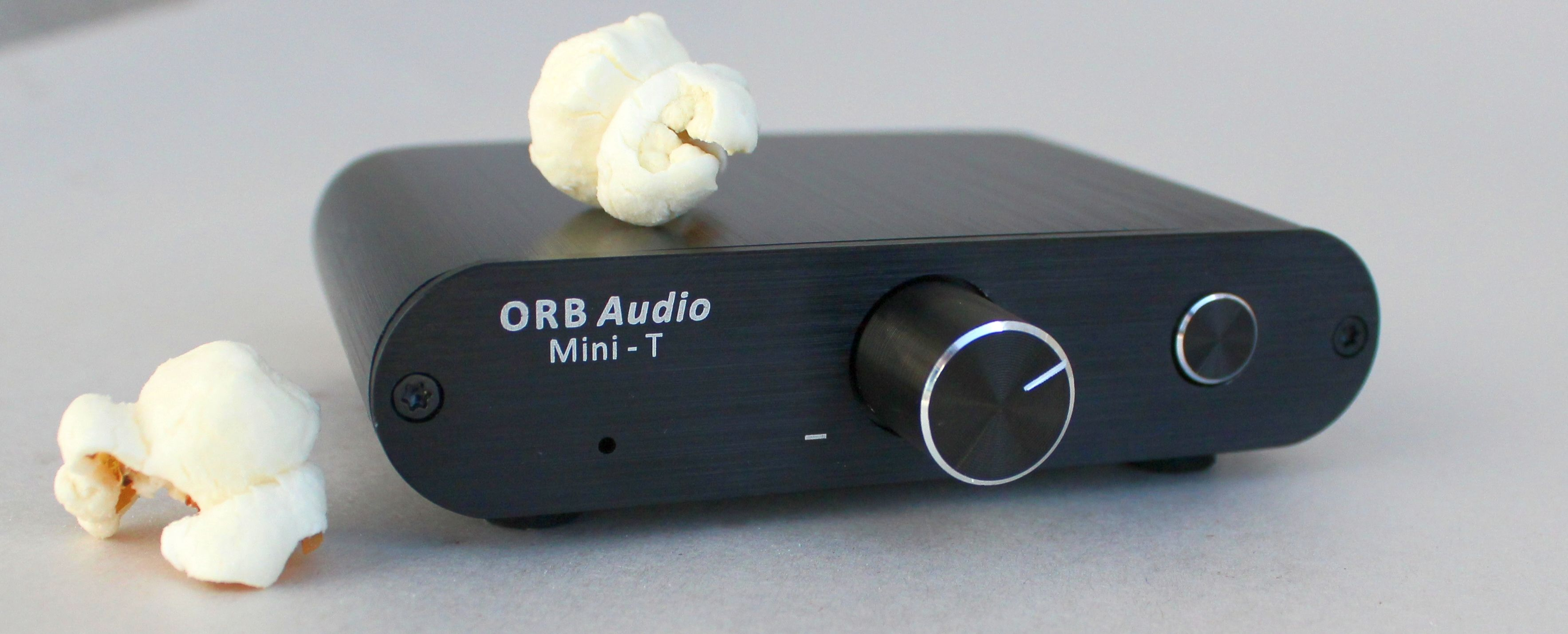 Power Amplifier Compatible With Tv Audio Orb Mini T Adds Sound To Any You Can Stream Brand New Amp Small High Performance Brings Almost Computer Or Mobile Device Features Include 2 Inputs