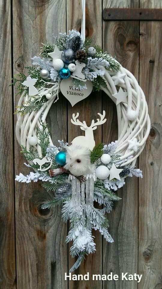 Photo of Zdielane f., #Deco entrance Christmas #Zdielane