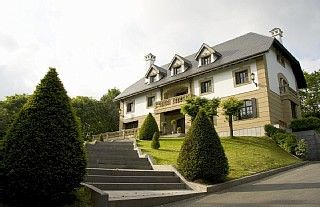 Elegant Palace With A Private Forest, San Sebastian   Oiartzun, Spain  Vacation Rentals