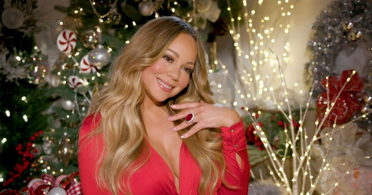 Mariah Carey Breaks Hilarious Chart Record With 'All I
