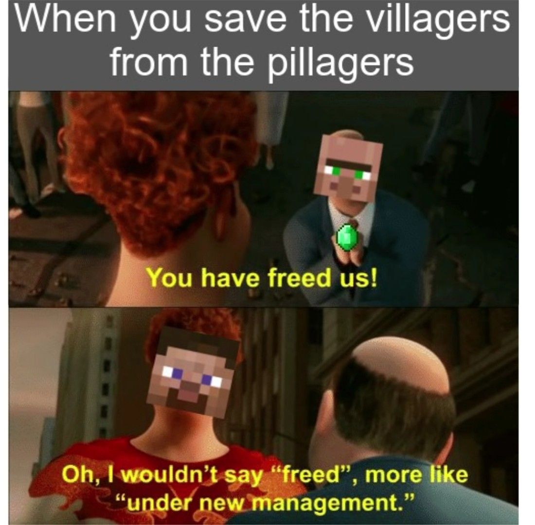 Pin By Hot Chocolate Cat On Minecraft Really Funny Memes Crazy Funny Memes Minecraft Memes