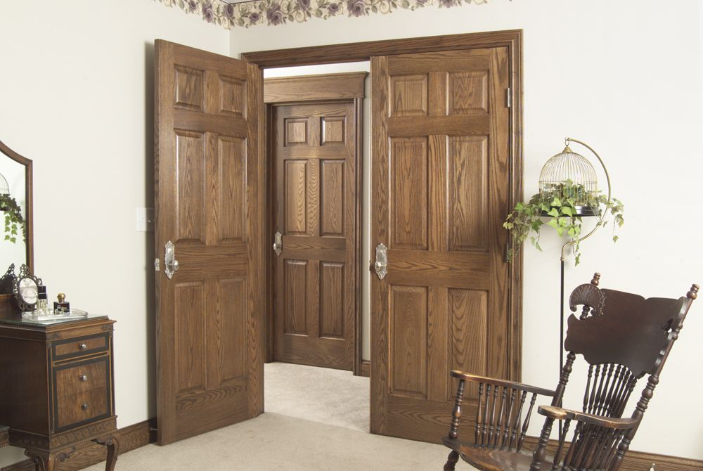 Oak 6 panel doors stained dark artistic carved wood doors oak 6 panel doors stained dark planetlyrics