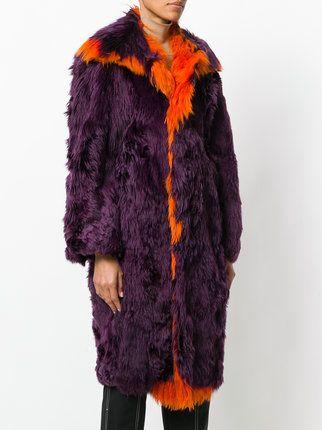 Marni shaggy coat Cheap Sale Collections lO0HOJWA
