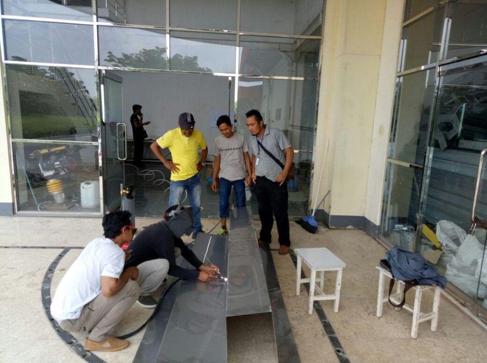 Toko Kaca Aluminium Murah Jakarta Bekasi Tempat Nya