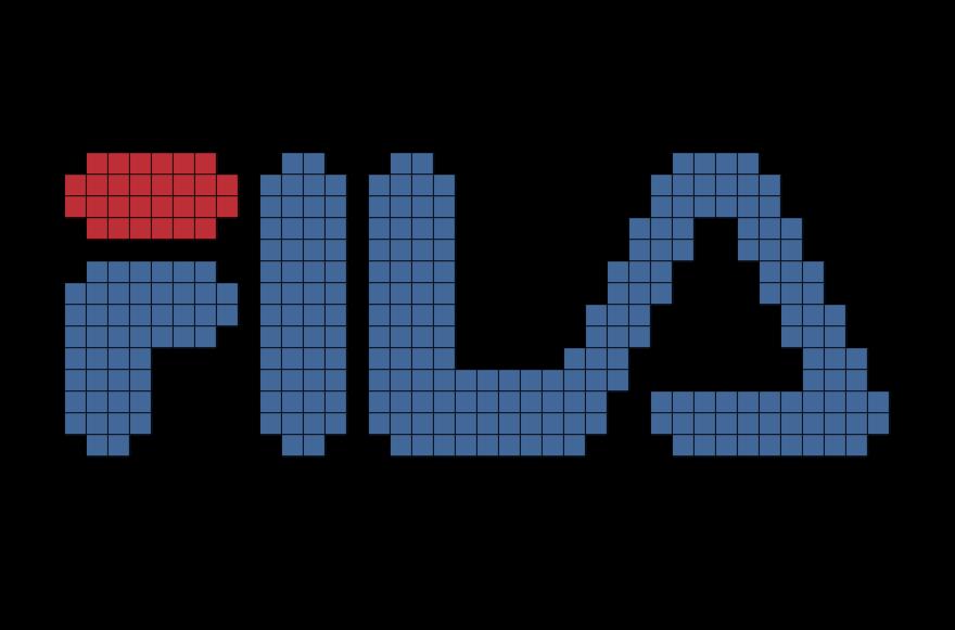Fila Pixel Art Pixel Art Pixel Drawing Minecraft Pixel Art