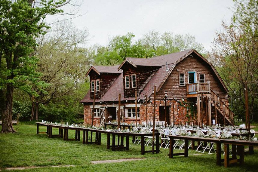 Blueberry Hill The Stone Barn In Okc Wedding Venues