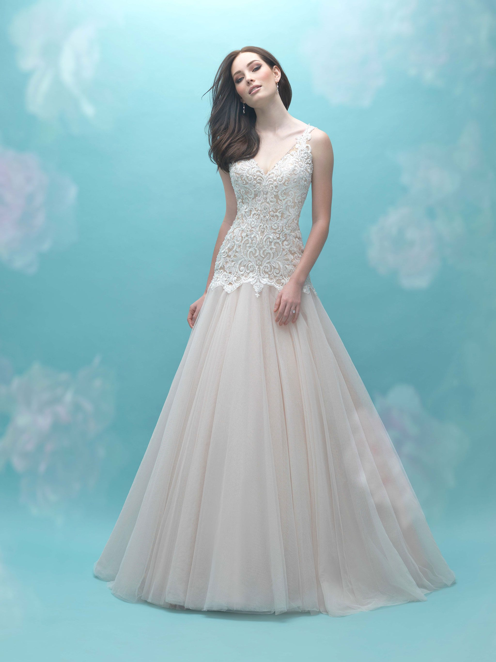 Style 9461 Ivory Size 18 | Plus Size Collection | Pinterest | Allure ...