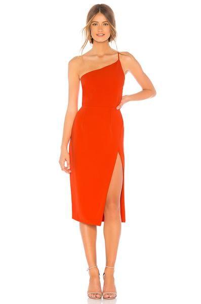 Lazo Midi Dress #weddingguestdress