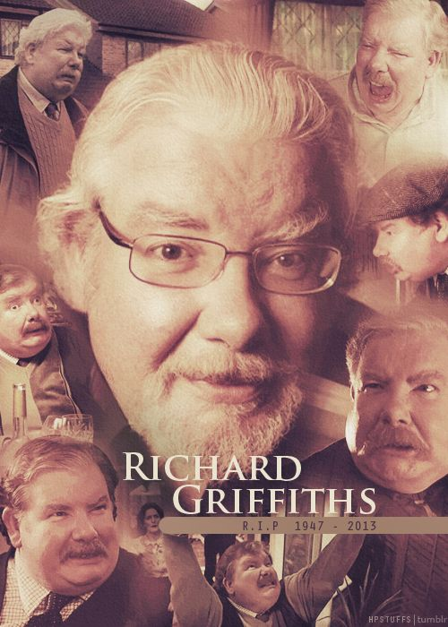 Happy Birthday To The Wonderful Late Richard Griffiths Thank You Good Sir For Being Awesome Harry Potter Harry Potter Love Always Harry Potter
