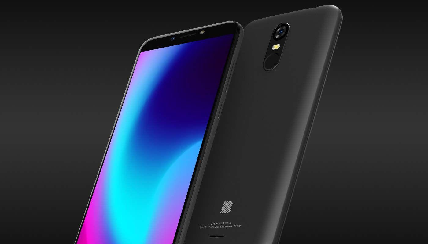 Blu c6 2019 unlocked cell phone 60 display 16gb1gb