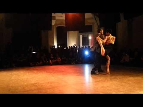 ▶ Gianpiero Galdi e Maria Filali: Angry Hill - George Erza 14.11.2014 Torino 4/5 - YouTube