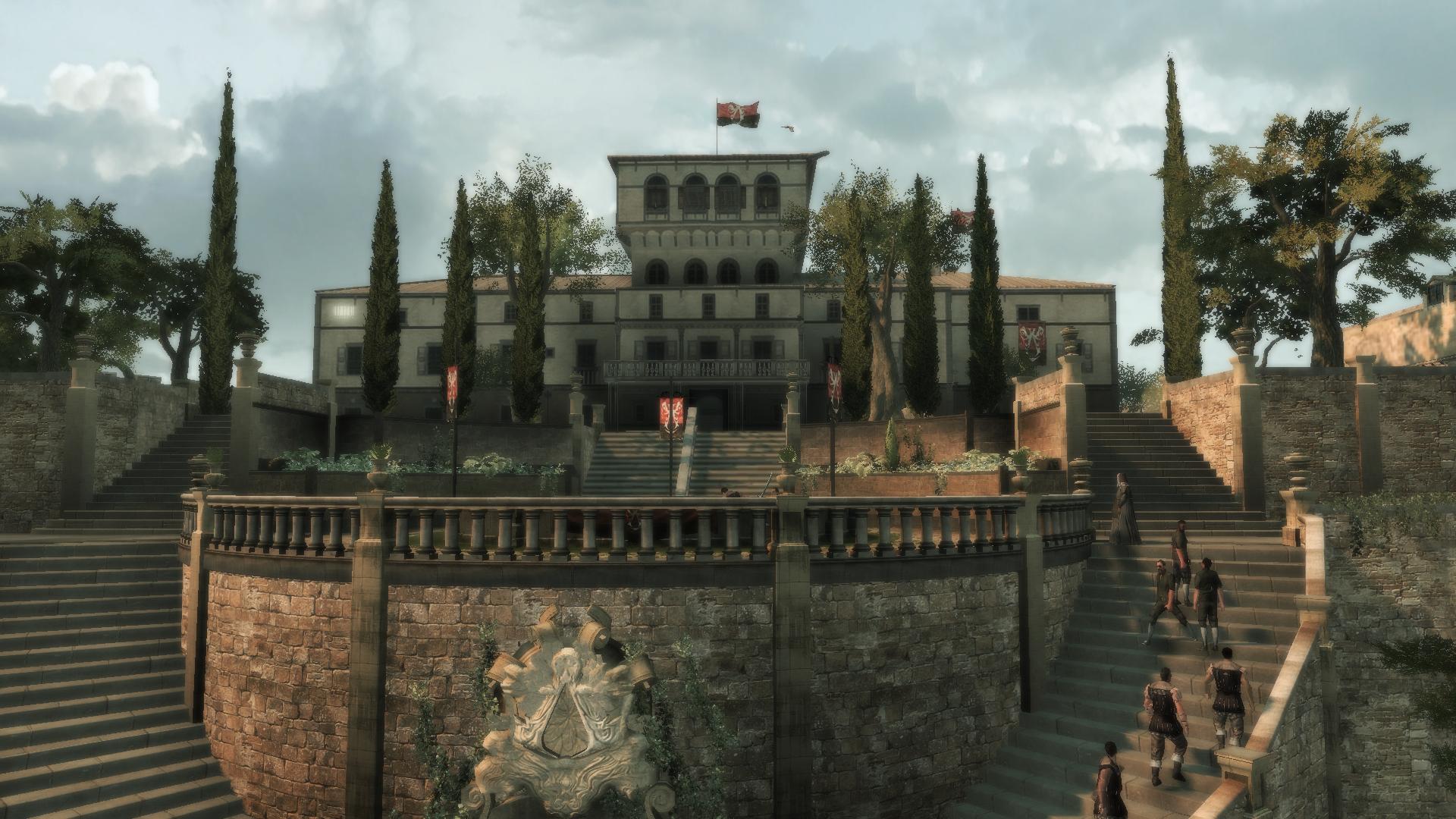 villa screens assassins creed - HD1920×1080