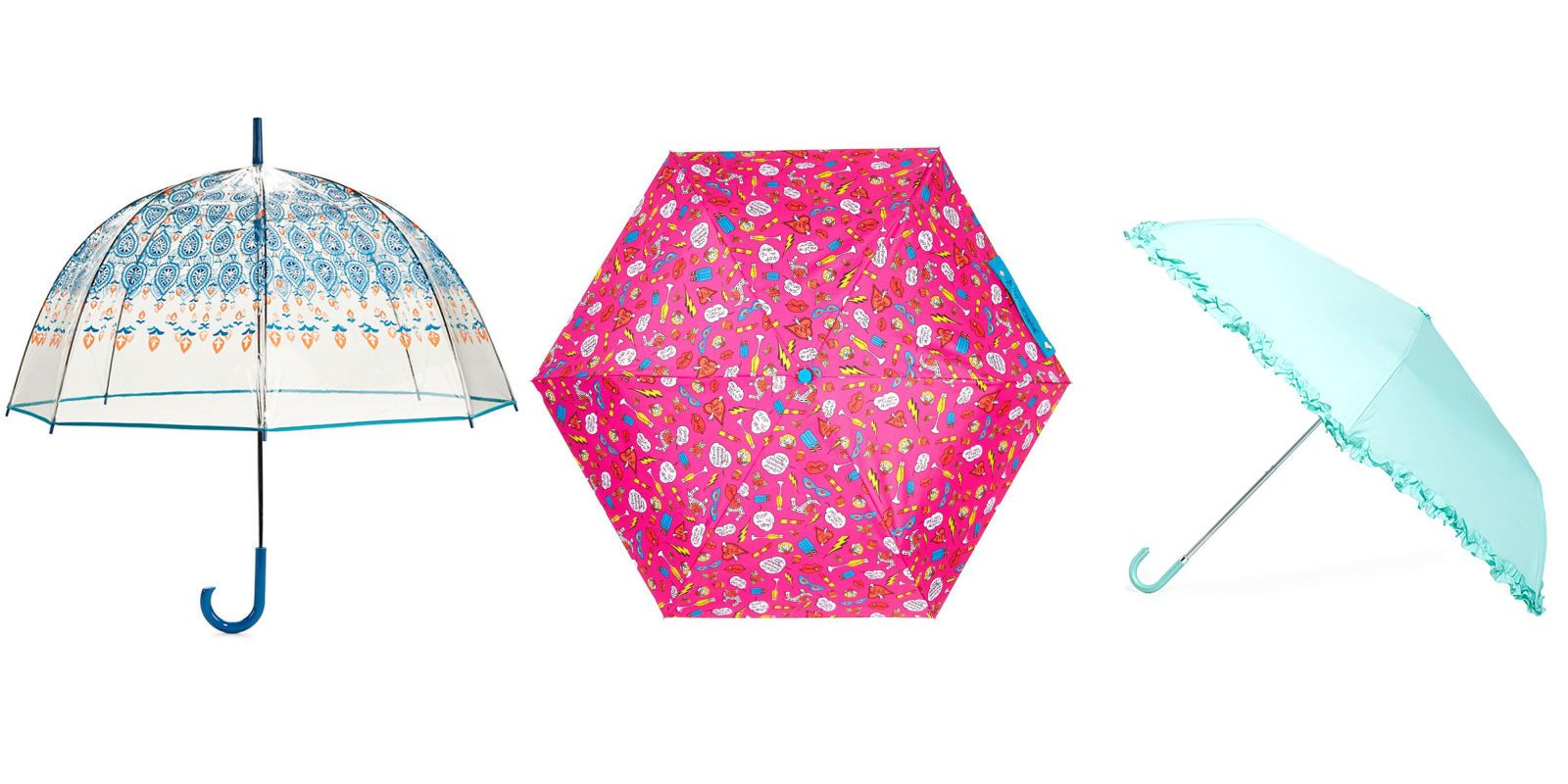 10 Super-Cute Umbrellas That Will Have You Singing in the Rain
