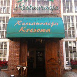 Restauracja Kresowa Neon Signs Four Square Cuisine