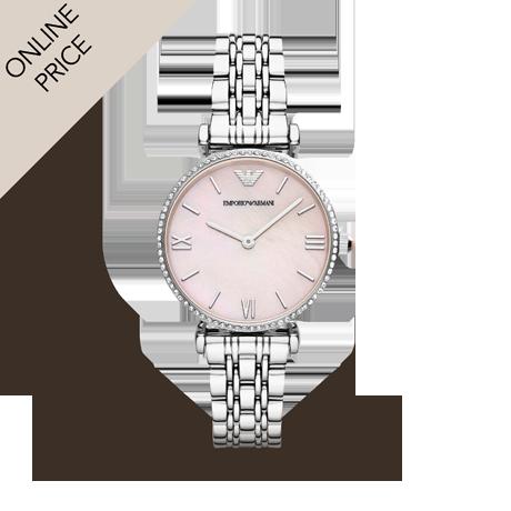 714bf563f Emporio Armani AR1779 Gianni T Bar Ladies Watch. New watch, yes please