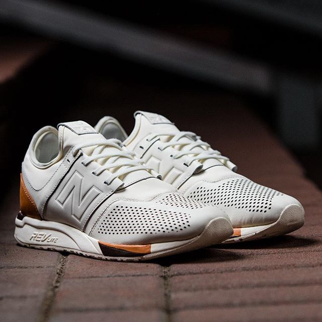 New Balance - 247 Luxe Pack - White - Limited Edition. Stile UomoModa  UomoScarpe ...
