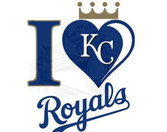 I Heart Kansas City Royals Instant Download Large Printable Digital Image Great Fo Kansas City Royals Kansas City Royals Baseball Kansas City Royals Logo