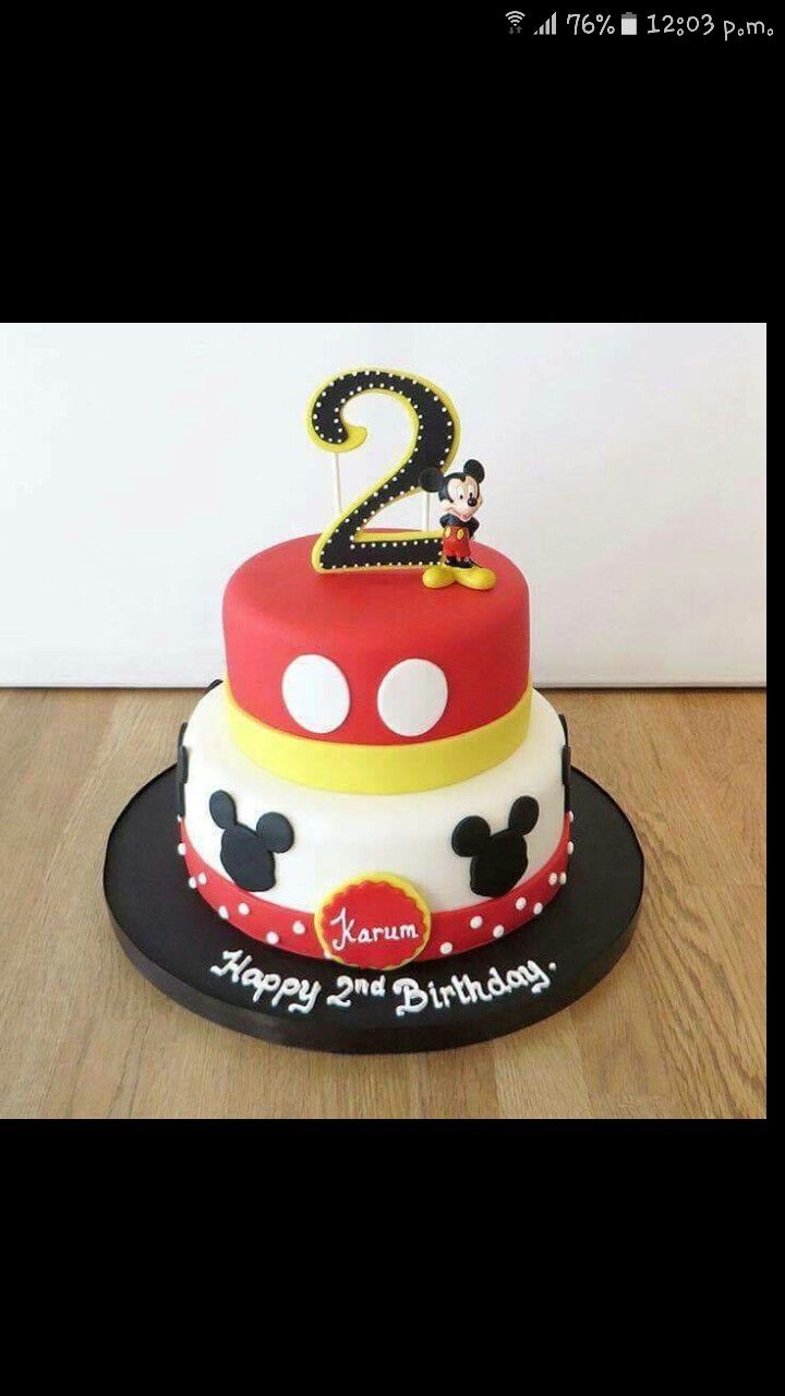 Pin by la maison du cake on Mickey Minnie Mouse Cake Pinterest