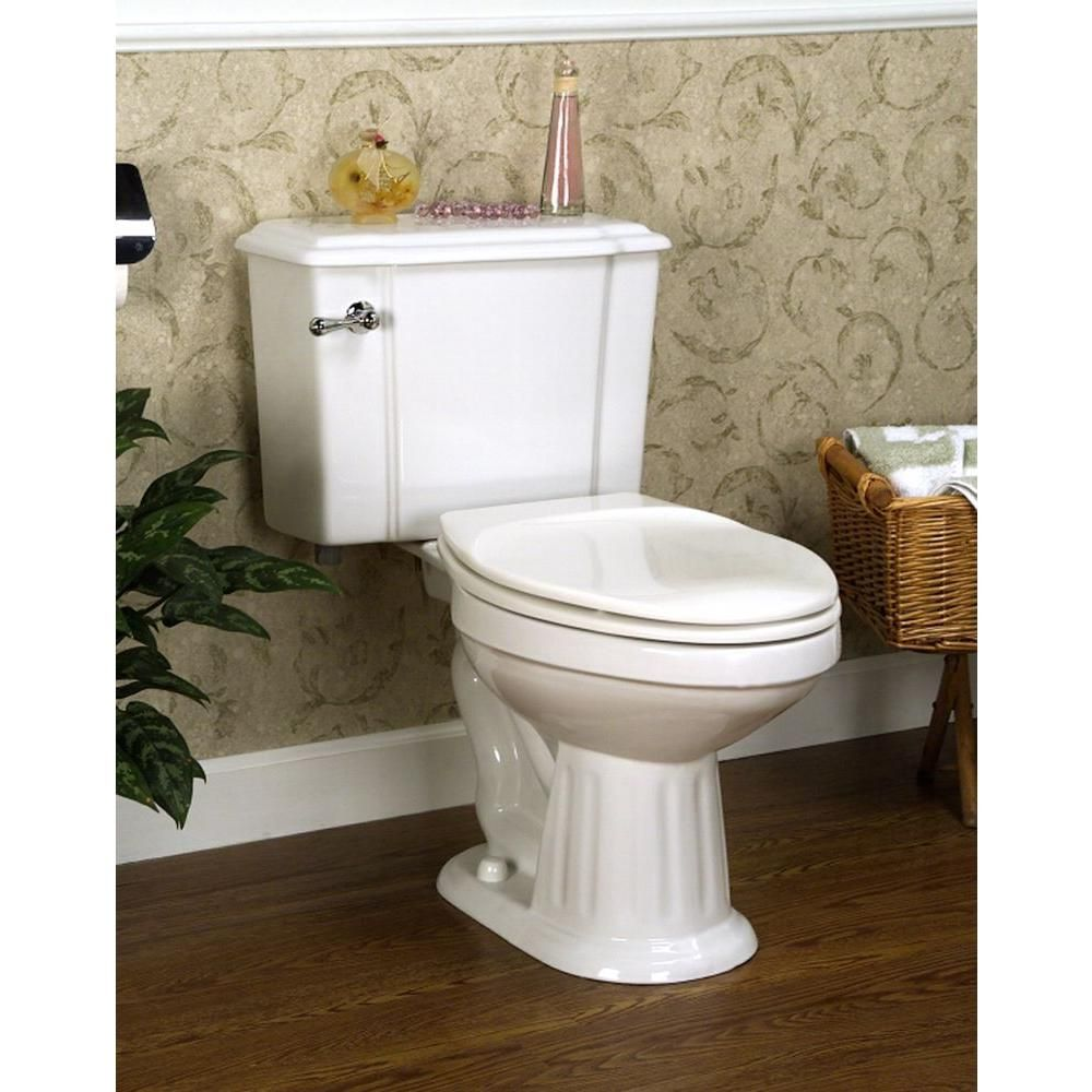 Pegasus Vicki 2-piece 1.6 GPF Elongated Toilet in White-2-526WH ...