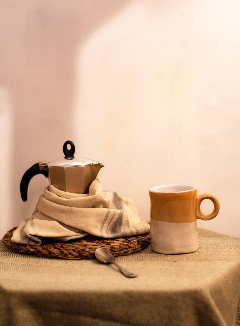 Añade Encanto A Tus Desayunos Con La Taza De Carámica