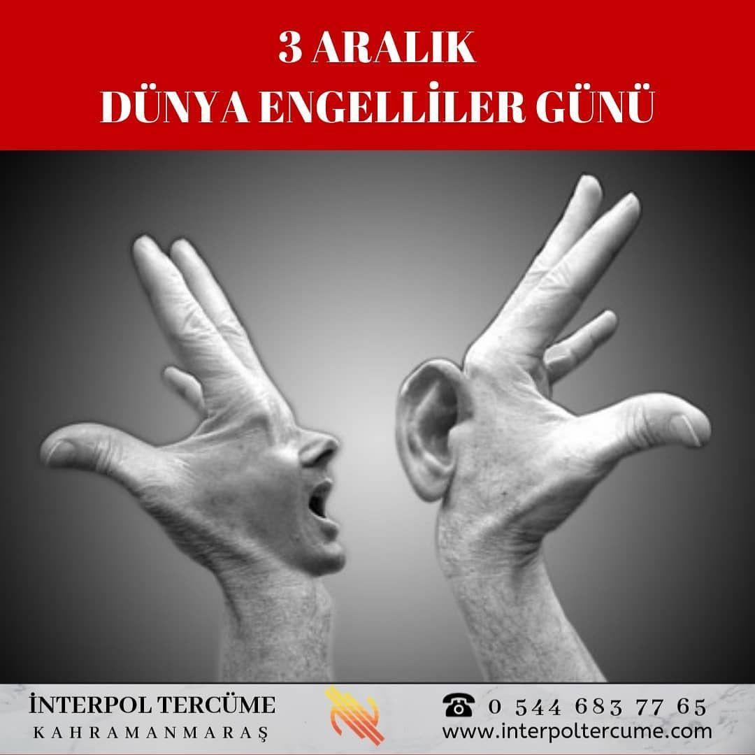 Dunya Engelliler Gunu Dil