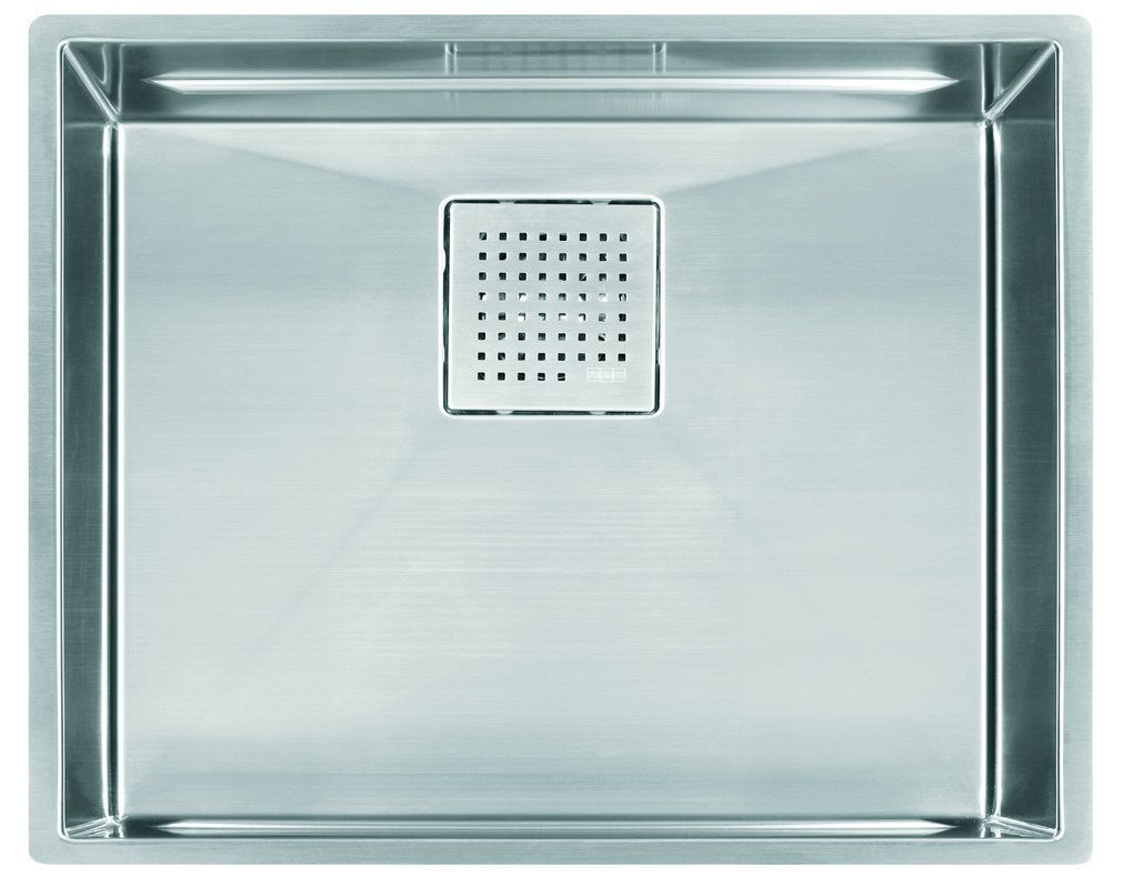 "PEAK Sink Collection 22-4/5"" x 17-3/4"" Single Basin Undermount 16-Gauge Stainless Steel Kitchen Sink"