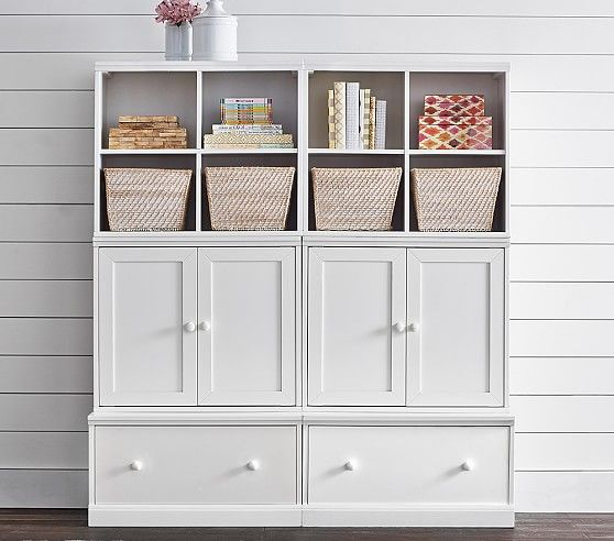 Build Your Own Cameron Wall System Wall Storage Systems Cameron Wall System Playroom Storage