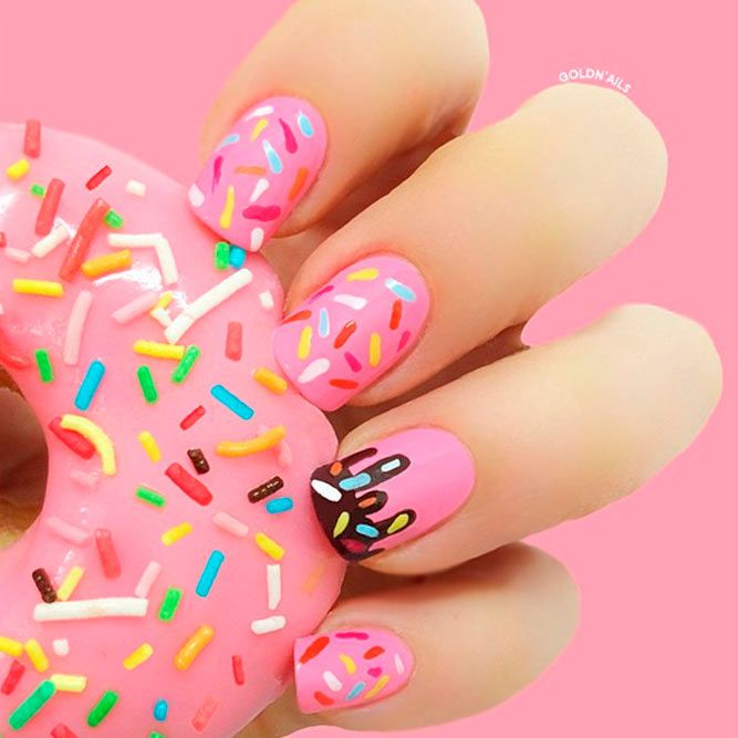 Fascinating Gel Nails Designs To Consider Naildesignsjournal Kids Nail Designs Nail Art For Kids Nails For Kids