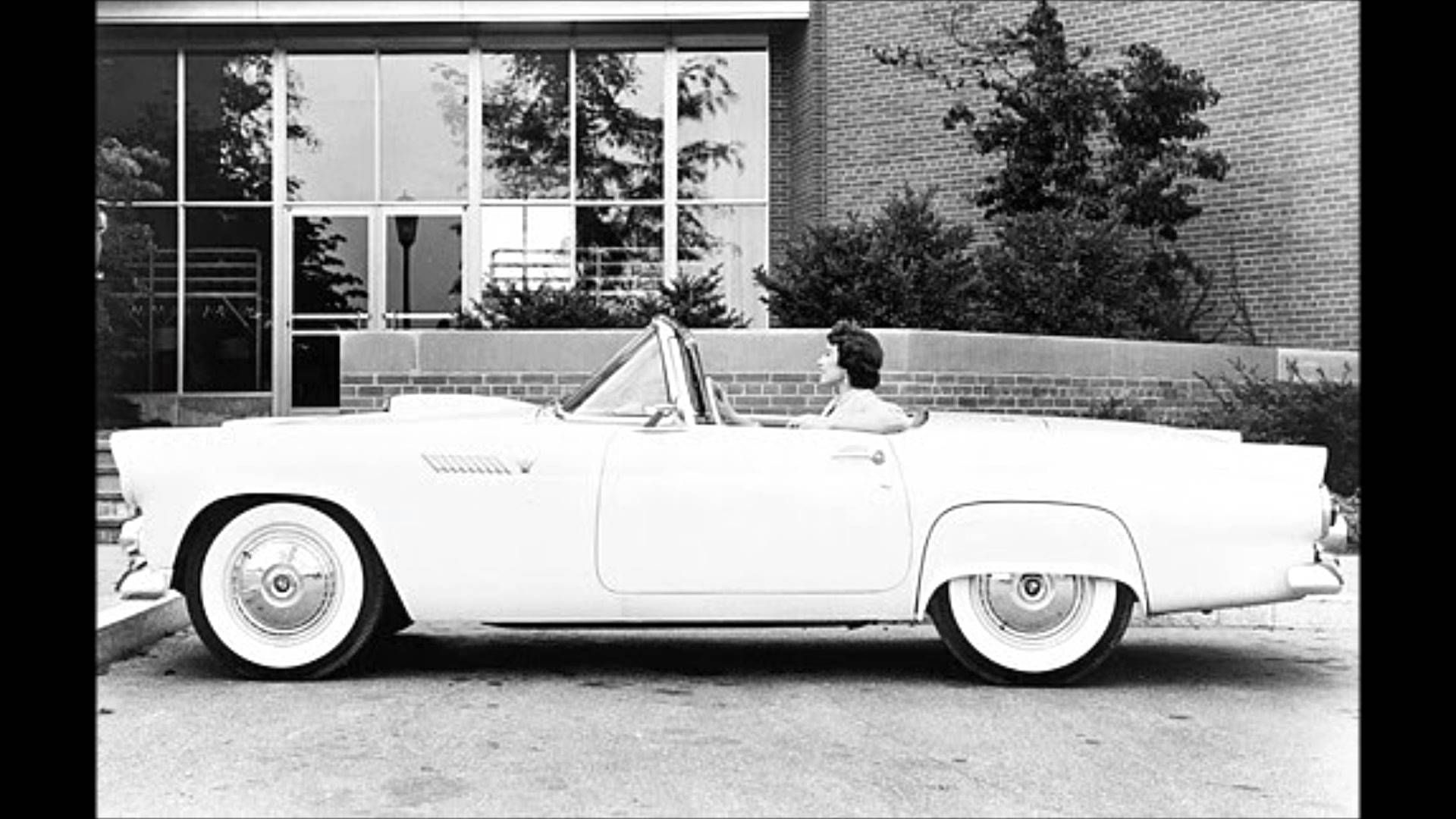 We're celebrating 60 years of the Ford Thunderbird this