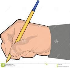 Image result for hand pen vector