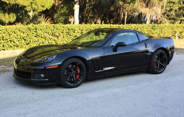 2012 Corvette Grand Sport (Black or Red)   Cars   2012 corvette