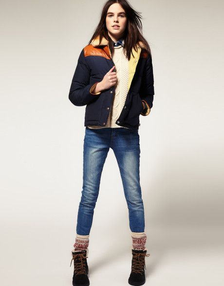 penfield womens parka - Google Search | Shearling collar ...