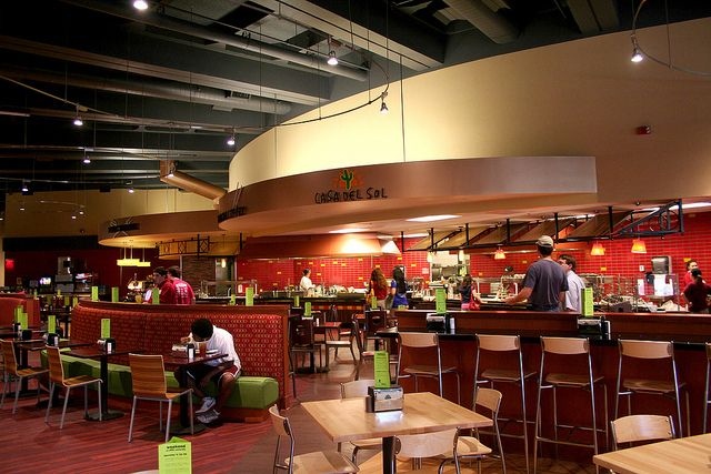 Couch Restaurants University Of