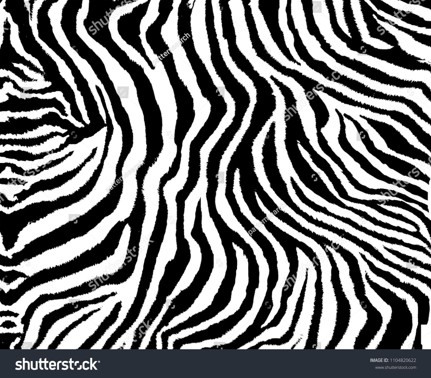 Black And White Zebra Pattern Ad Affiliate White Black