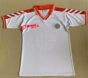 Denmark 1998 Retro Wholesale Away Cheap Soccer Jersey Sale Discount Shirt Denmark 1998 Retro Wholesale Away Cheap Soc In 2020 Soccer Shirts Custom Soccer Soccer Jersey