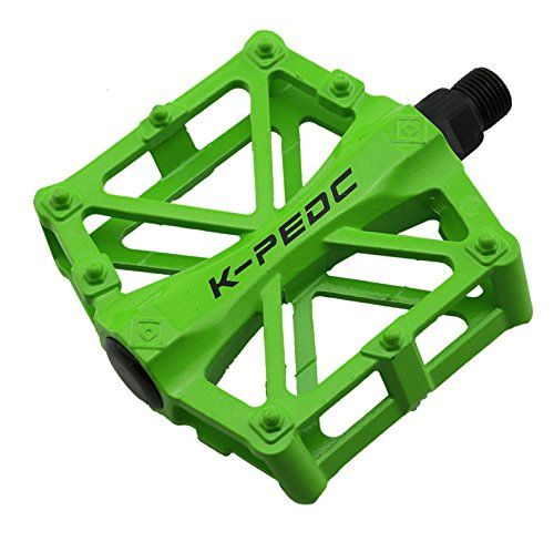 Oudeer 1 Pair Of Pro Aluminum Alloy Bike Pedals Light Stable