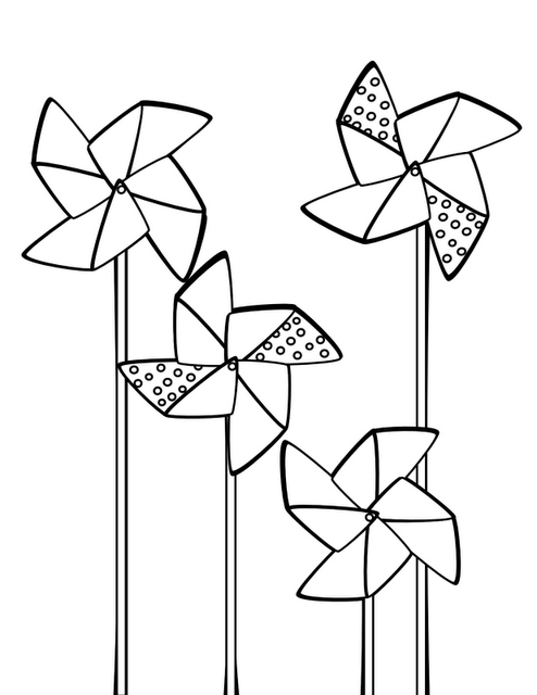 Pinwheel Embroidery Pattern Embroidery Applique Machine Embroidery Embroidery Inspiration