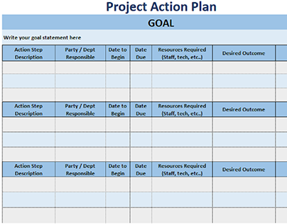 Project Status Report Template Free Downloads  Samples Project