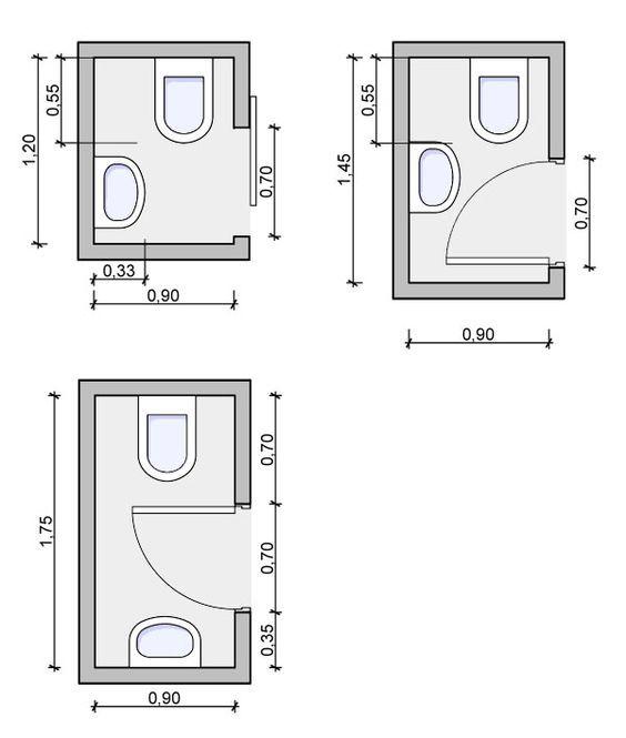 Half Bath Floorplan Powder Room Floorplan Tiny Powder Rooms