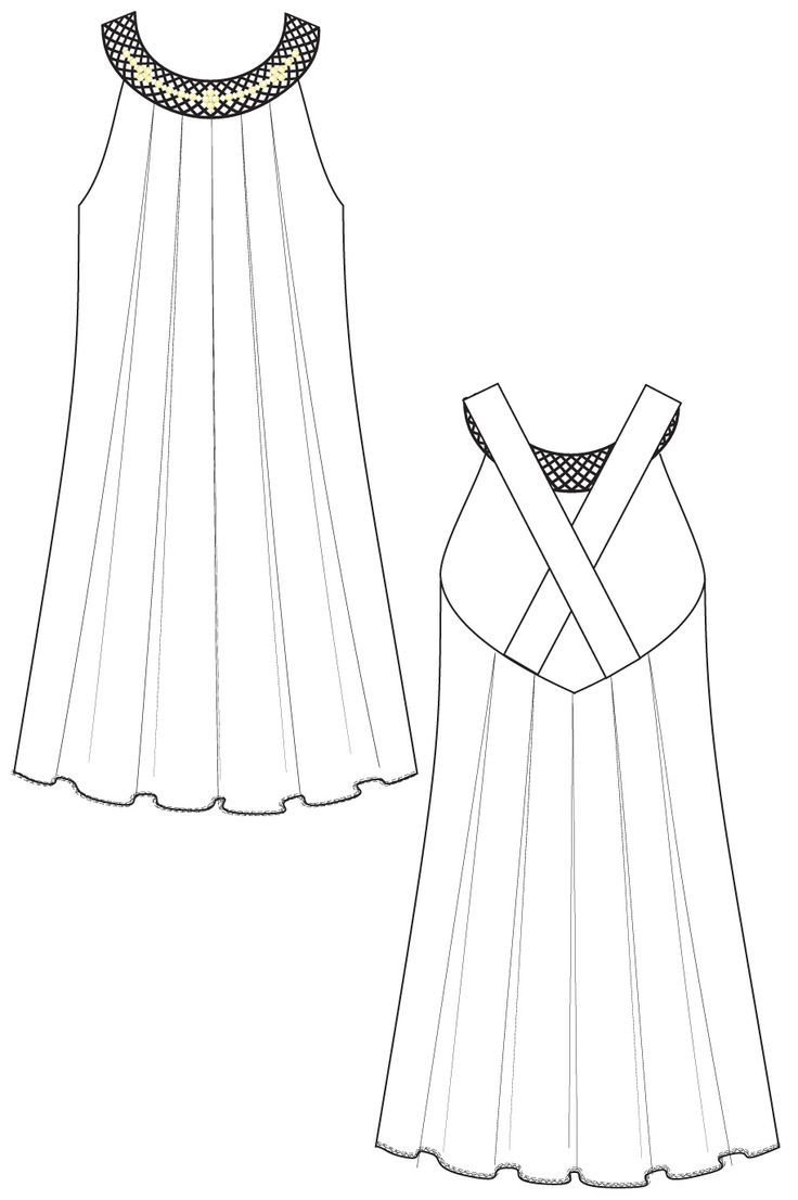A Line Clothes - Google Search | Fashion Sketches | Pinterest | Sewing Ideas And Searching