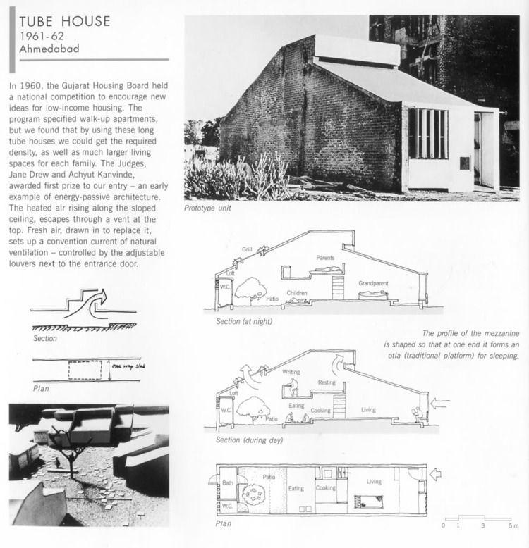 Tube House