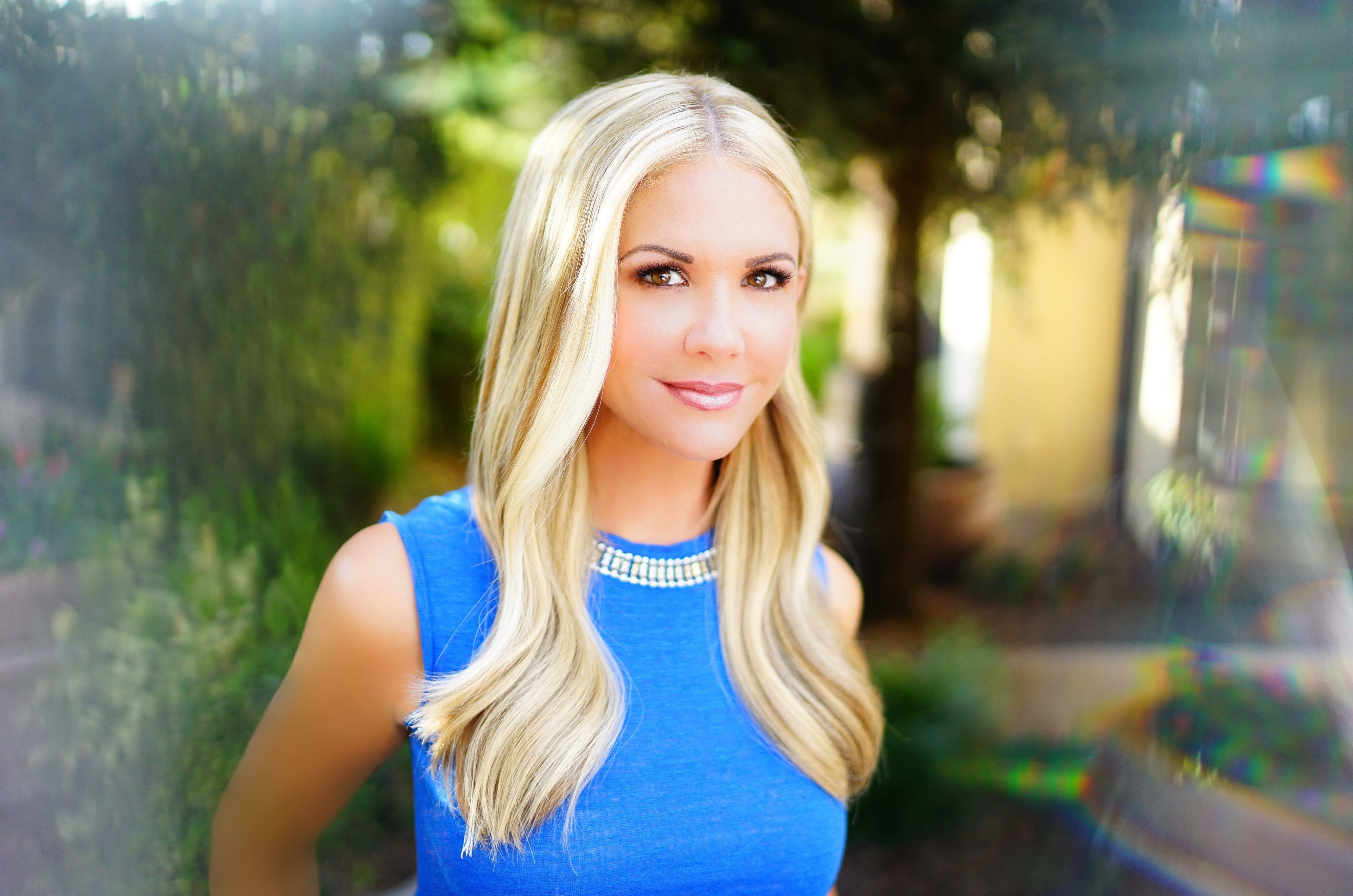 Story: Nancy O'Dell Takes a Stand for ALS | ALS Therapy