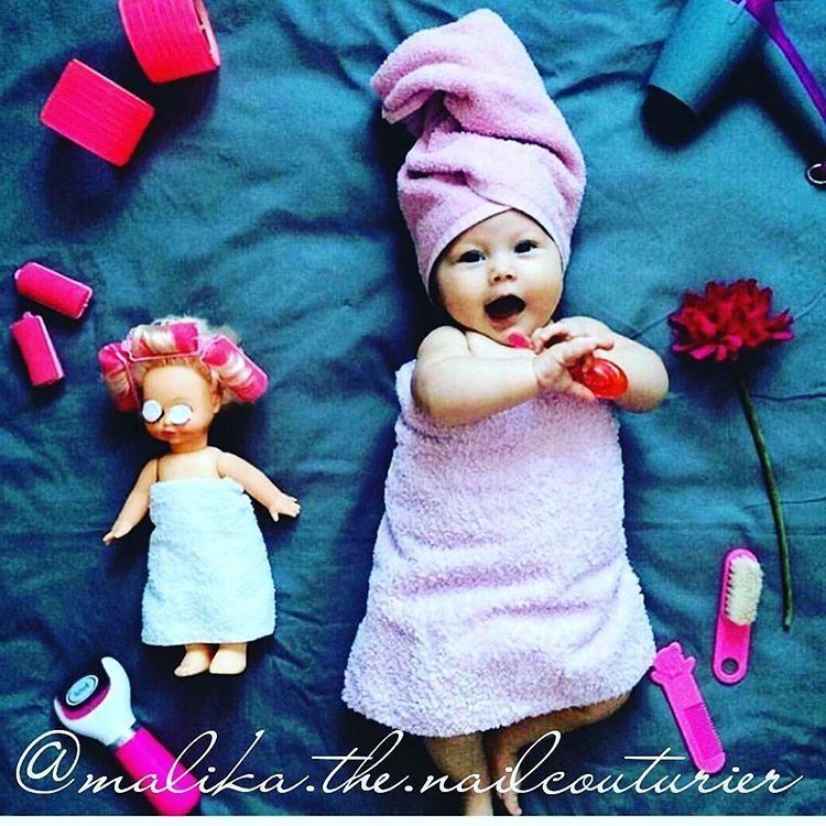 Pin by Kayla B on Cuteness | Instagram posts, Baby face ...