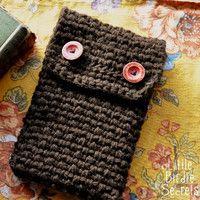 Tablet-To-Go Crochet Pattern