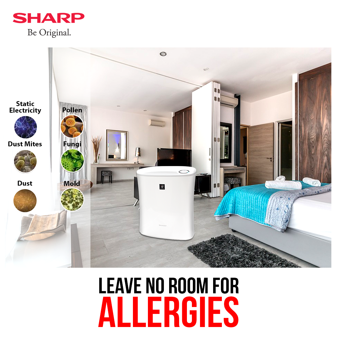Sharp Air Purifiers With Superior Hepa Filter Have Been Proven To