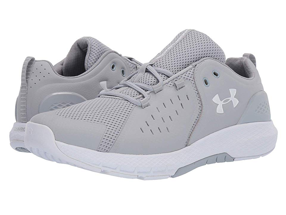 brand new ac654 2e53f Under Armour Charged Commit TR 2.0 4E Men's Shoes Mod Gray ...