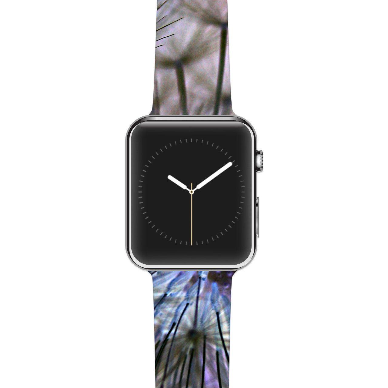 "Alison Coxon ""Dandelion Clock"" Apple Watch Strap"