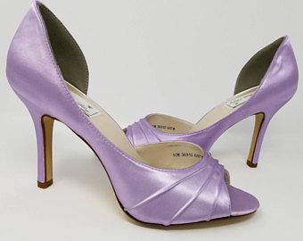 Iris Purple Wedding Shoes Iris Purple Bridal Shoes Iris Purple