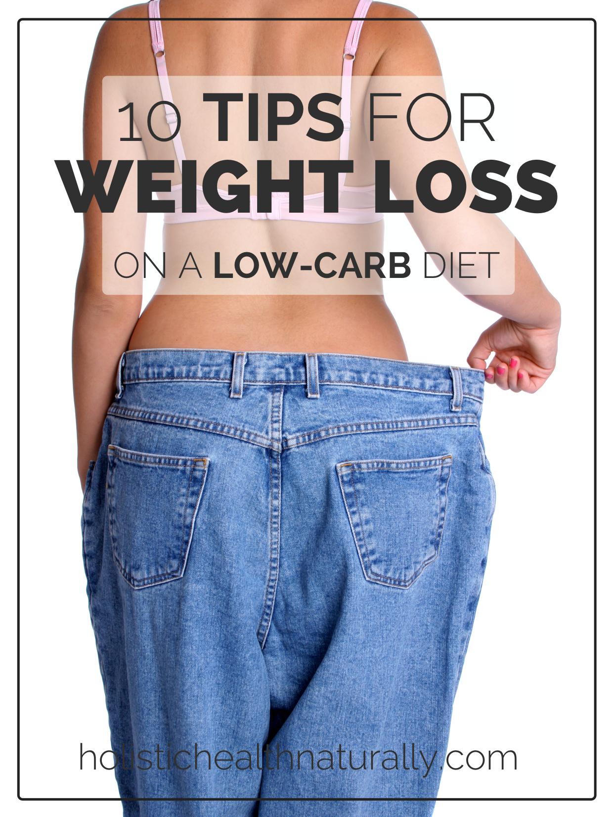 Low Carb Diet Weekly Menu