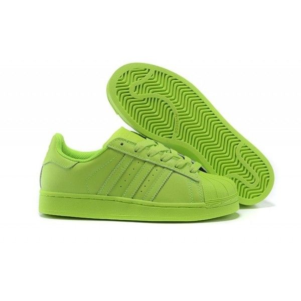 Adidas Superstar Pharrell Williams x Supercolor Pack Shoes